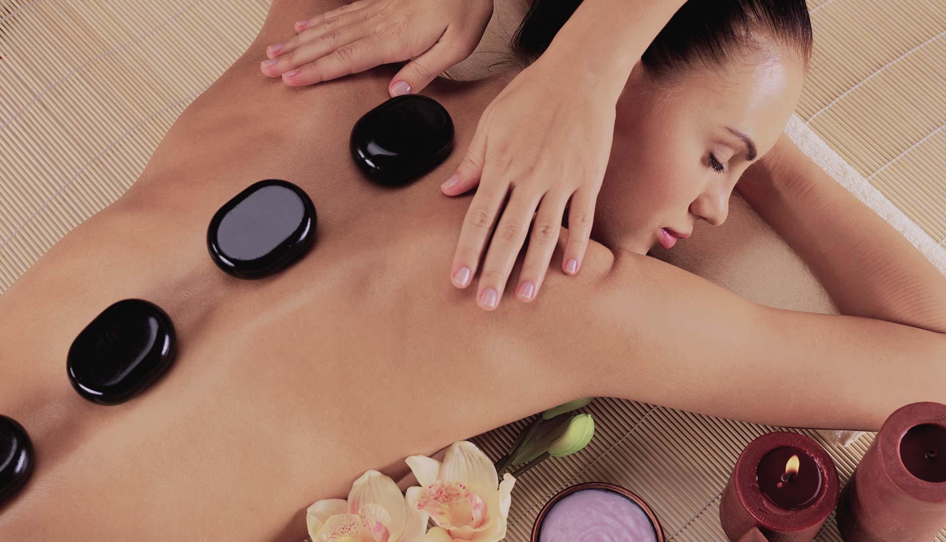 Massasje og aromaterapi